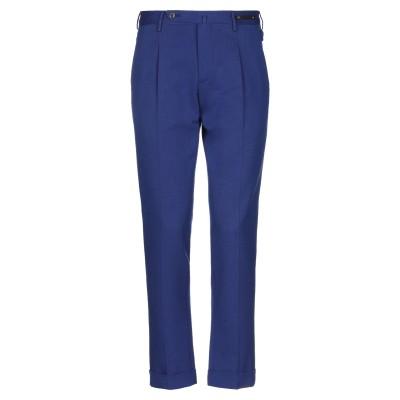 ピーティーゼロウーノ PT01 パンツ ブルー 46 コットン 100% パンツ