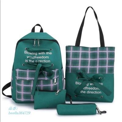高校生 おしゃれ アウトドア キャンバスリュック リュック 通学 鞄 カジュアル レディース 大容量 女の子 リュックバッグ 韓国風 中学生 リュックサック