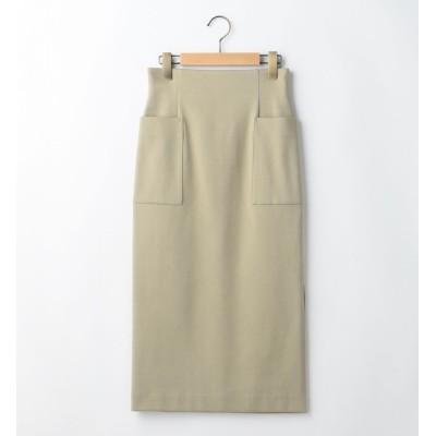 【ティアラ/TIARA】 ポンチタイトスカート