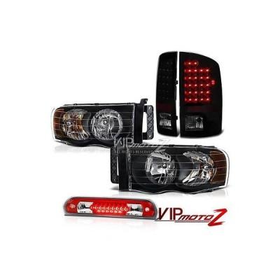 パーツ アクセサリー  ヴェノムインク Jet ブラック ヘッドライト LED テールライト ランプ ハイ ストップ 02 03 04 05 RAM マグナム V8