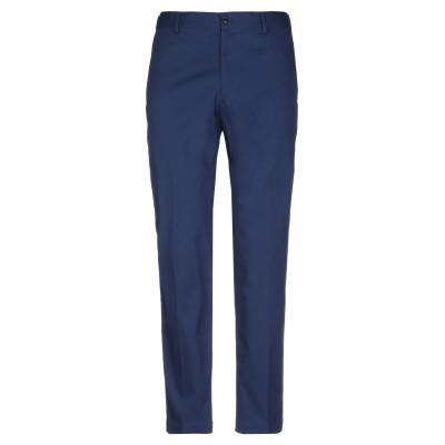マウロ グリフォーニ MAURO GRIFONI パンツ ブルー 46 コットン 97% / ポリウレタン 3% パンツ