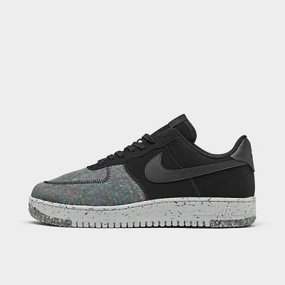 ナイキ メンズ エアフォースワン Nike Air Force 1 Crater スニーカー Black/Photon Dust/Dark Smoke Grey