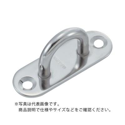 TRUSCO パッドアイ ステンレス製 3mm (2個入) (TPD-3) トラスコ中山(株)