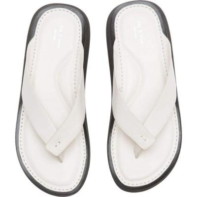 ラグ&ボーン rag & bone レディース ビーチサンダル トングサンダル シューズ・靴 Parker Thong Sandal Antique White