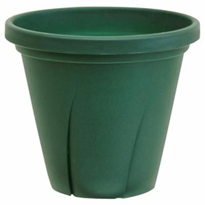 ヤマト 根はり鉢 10号 9.6L ダークグリーン