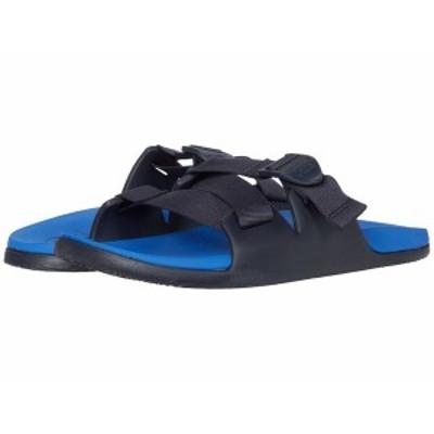チャコ メンズ サンダル シューズ Chillos Slide Active Blue