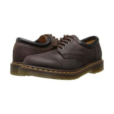 Dr. Martens ドクターマーチン メンズ 男性用 シューズ 靴 オックスフォード 紳士靴 通勤靴 8053 - Gaucho Crazy Horse
