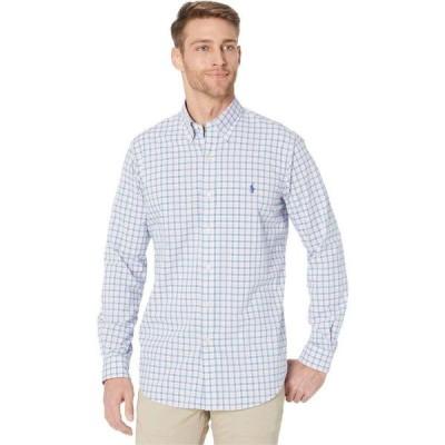 ラルフ ローレン Polo Ralph Lauren メンズ シャツ トップス Classic Fit Poplin Shirt Multi