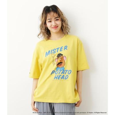 (TS) 4 COLORS Tシャツ YEL