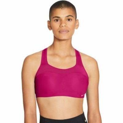 ナイキ Nike レディース ブラジャーのみ インナー・下着 Alpha Bra Fireberry/Pink Glaze/Pink Glaze