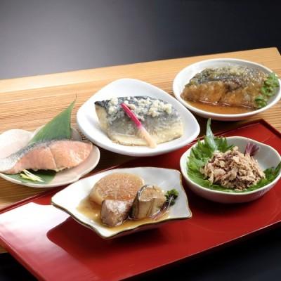 富山 「とと屋」 簡単便利 お魚のおばんざい10袋セット 1090025