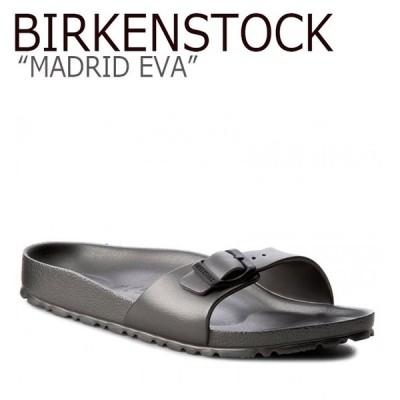 ビルケンシュトック サンダル BIRKENSTOCK レディース MADRID EVA マドリッド エヴァ ANTHRACITE アントラシット 1001502 シューズ