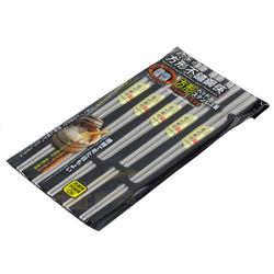 【將將好餐廚】上龍-方形304不鏽鋼筷-10雙入