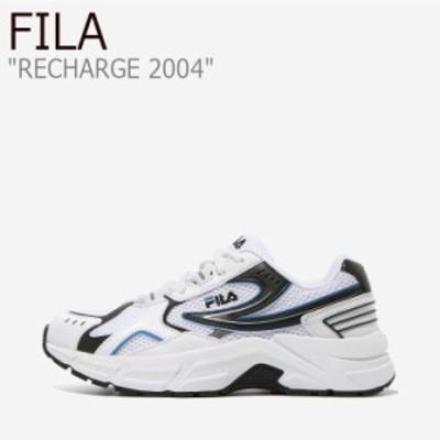 フィラ スニーカー FILA メンズ レディース RECHARGE 2004 リチャージ 2004 MULTI マルチ 1RM01675D-132 シューズ