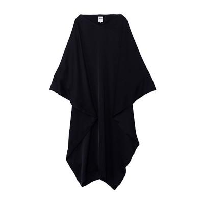 <robelite & CO.(Women)/ローベリイテアンドシーオー> ACETATE RAYON SATIN Dress 019BLACK【三越伊勢丹/公式】