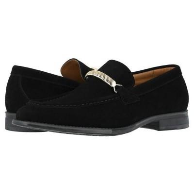 Pasqual Moc Toe Bit Slip-On Black