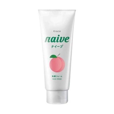 【お一人様1個限り特価】クラシエ ナイーブ 洗顔フォーム 桃の葉エキス配合 130g