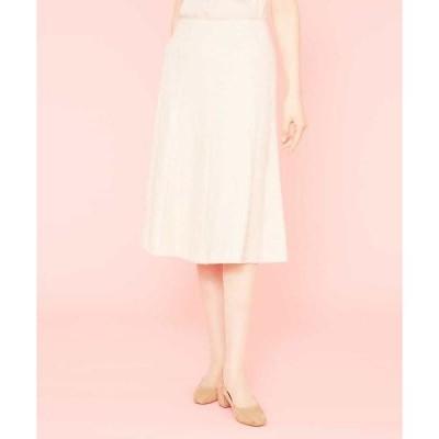 Sybilla / シビラ デザインジャージーツイードスカート