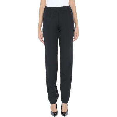 ジジル JIJIL パンツ ブラック 44 ポリエステル 95% / 指定外繊維(その他伸縮性繊維) 5% パンツ
