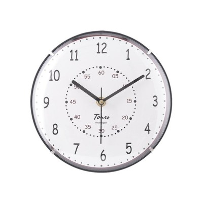 【メーカー直送】 不二貿易 掛時計 エポック Φ20cm TOWN 2020 27319 KNS