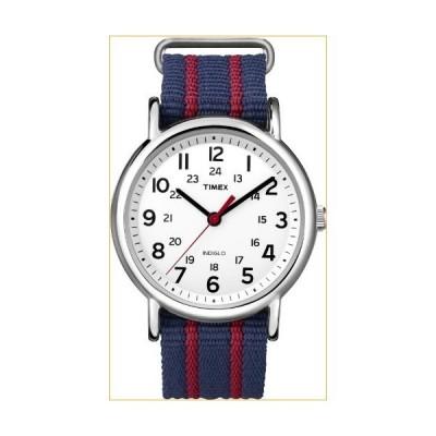 Timex Men's T2N747KW Weekender Slip Through Strap Watch 並行輸入品