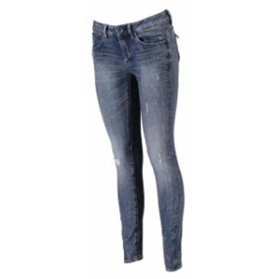 gstar ジースター ファッション 女性用ウェア ズボン gstar midge-zip-mid-skinny-l32