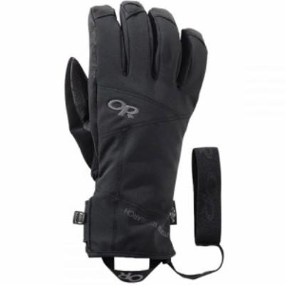 アウトドアリサーチ Outdoor Research メンズ 手袋・グローブ Illuminator Sensor Glove Black