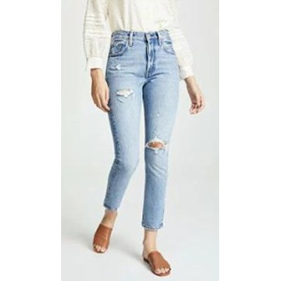 Levis レディースパンツ Cant Touch This 501 Skinny Jeans