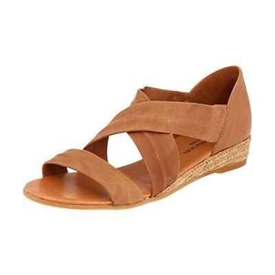 Eric Michael Women's Netty Sandal,Tan,40 M EU / 10 B(M) US