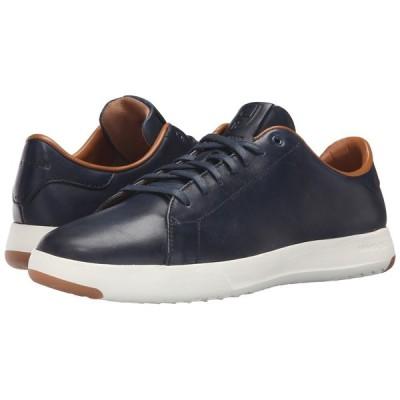 コールハーン Cole Haan メンズ スニーカー シューズ・靴 GrandPro Tennis Handstain Sneaker Blazer Blue