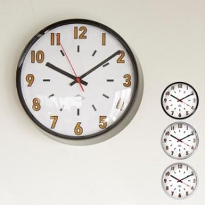 ブロード 掛け時計 Φ28cm 003187(掛け時計 おしゃれ レトロ 壁掛け時計 壁掛 壁掛け 時計 オシャレ シンプル)【F】
