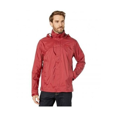 Marmot マーモット メンズ 男性用 ファッション アウター ジャケット コート レインコート PreCip(C) Eco Jacket - Brick