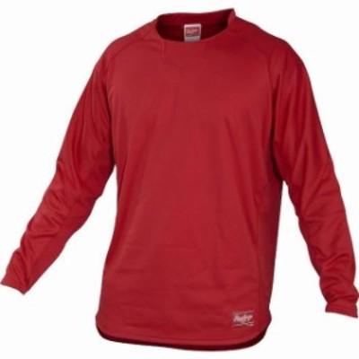 Rawlings ローリングス スポーツ用品 ベースボール Rawlings Mens Dugout Fleece Pullover