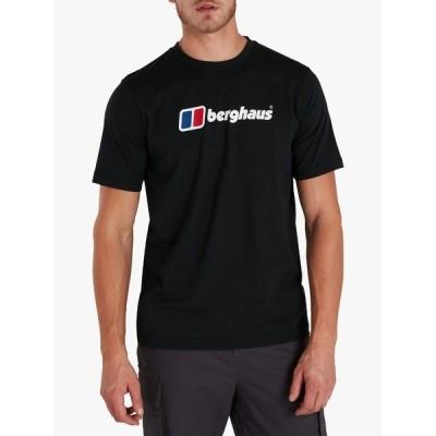バーグハウス Tシャツ メンズ トップス Berghaus organic Big Classic Logo T-Shirt