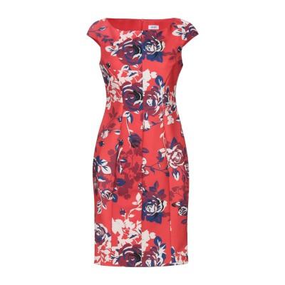 リュー ジョー LIU •JO ミニワンピース&ドレス レッド 40 ポリエステル 91% / ポリウレタン 9% ミニワンピース&ドレス