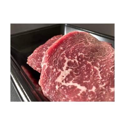 1129LTD.nikulabo 経産牛鹿児島県産黒毛和牛赤身ステーキ400g(400g1パック)ややきめの粗い赤身。風味が濃厚で赤身らしい