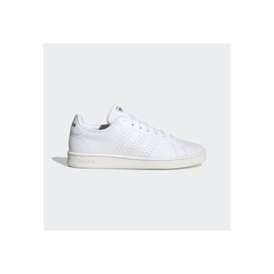 アディダス adidas アドバンコート ベース [Advancourt Base Shoes] (ホワイト)