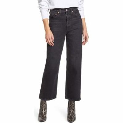 リーバイス LEVIS レディース ジーンズ・デニム ボトムス・パンツ Ribcage High Waist Ankle Straight Leg Jeans Feelin Cagey