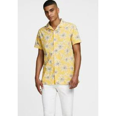 Jack & Jones メンズシャツ Jack & Jones Shirt - yolk yellow yolk ye