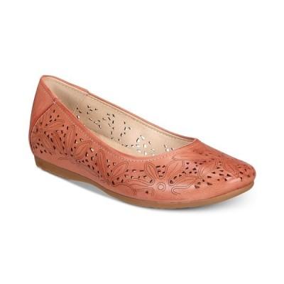 ベアトラップス サンダル シューズ レディース Mariah Comfort Flat Shoe Red Rose