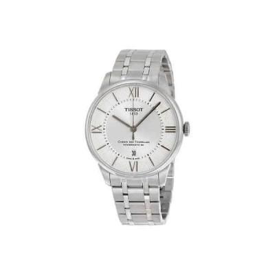 腕時計 ティソット メンズ Tissot Chemin Des Tourelles Powermatic 80 Men's Watch T0994071103800