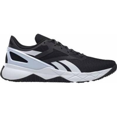 リーボック メンズ スニーカー シューズ Reebok Men's NanoFlex TR Training Shoes Black/White