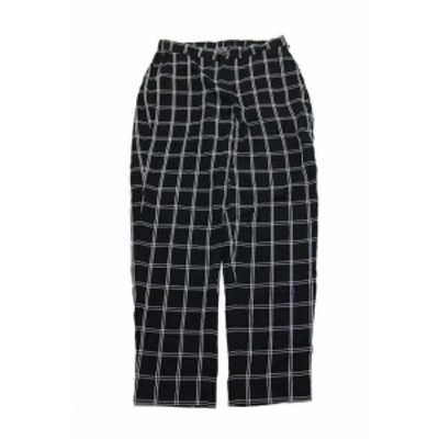 Vince ヴィンス ファッション パンツ Vince Camuto Black Pull-On Printed Soft Pants S