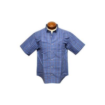 マクレガー ボタンダウン半袖シャツ メンズ 111160501 半袖シャツ M.L.LL