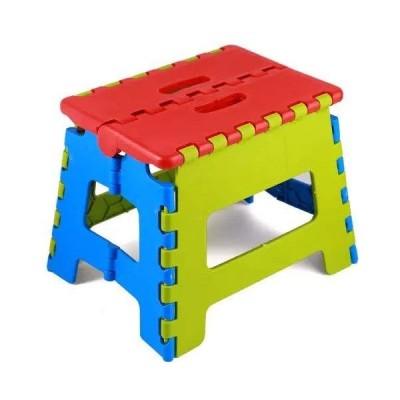 【送料無料】Furniture America Plus Foldable Step Stool for Kids and Adults, Multipurpose【並行輸入品】
