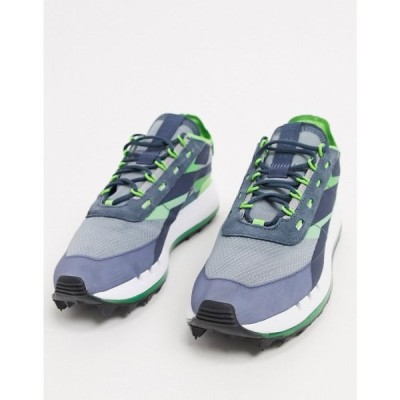 リーボック Reebok レディース スニーカー シューズ・靴 X Gigi Legacy 83 X trainers in indigo