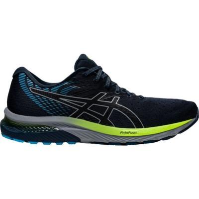アシックス ASICS メンズ ランニング・ウォーキング シューズ・靴 GEL-Cumulus 22 French Blue/Black