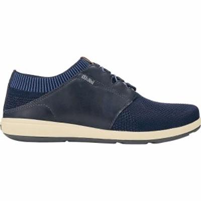 オルカイ OluKai メンズ シューズ・靴 Makia Ulana Shoe Trench Blue/Trench Blue