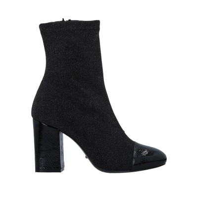 TODAI ショートブーツ ブラック 37 紡績繊維 ショートブーツ