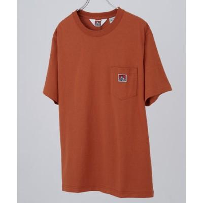 BEN DAVIS ベンデイビス ピスネーム ポケットTシャツ